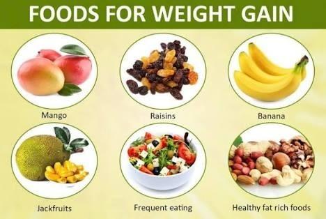 Safe Ways to gain Weight 3
